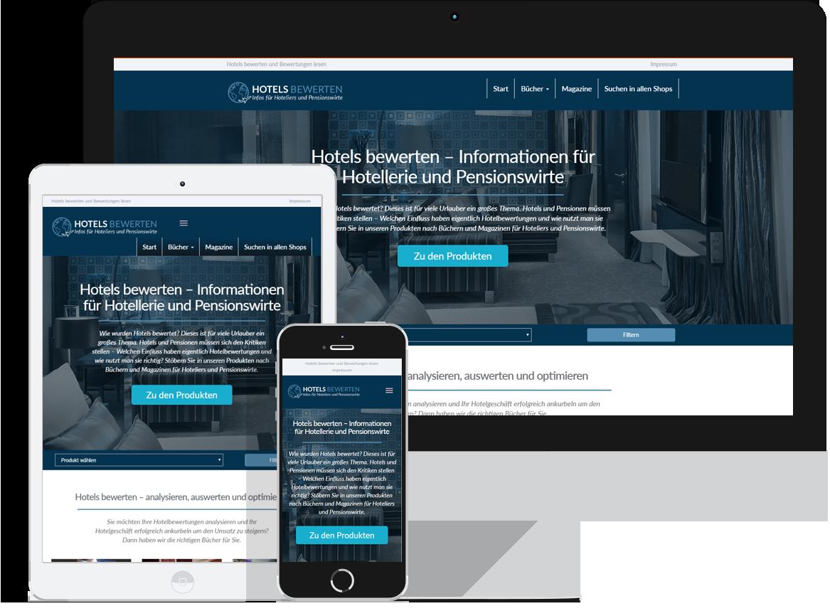 Hotels-bewerten.de - Infos für Hoteliers und Pensionswirte