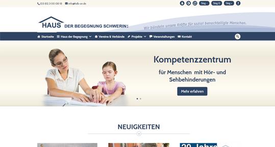 Haus der Begegnung Schwerin e.V.