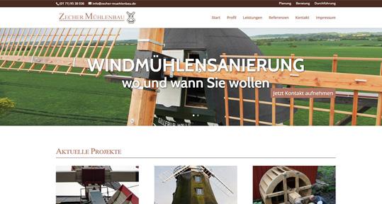 Zecher Mühlenbau
